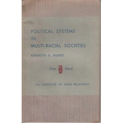 Political Systems in Multi-Racial Societies