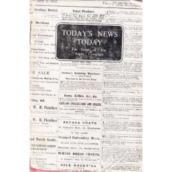 Today's News Today - The Story Of The Argus Company