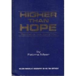 Higher Than Hope: 'Rolihlahla We Love You'
