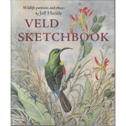 Veld Sketchbook: Wildlife Portraits And Essays