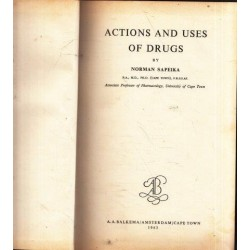 Actions and Uses of Drugs