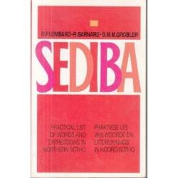 Sediba - North-Sotho-English-Afrikaans