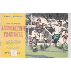 The Laws of Association Football