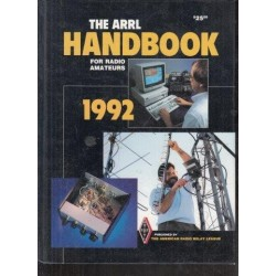 ARRL Handbook for Radio Amateurs 1992