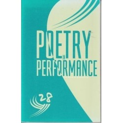 Poetry in Performance 28: Annual Spring Poetry Festival May 16, 2000