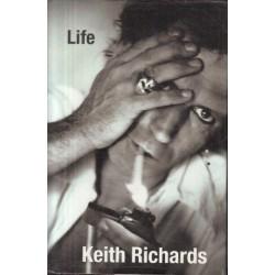 Life. Keith Richards