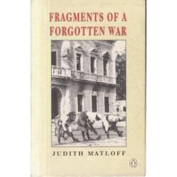 Fragments of a Forgotten War