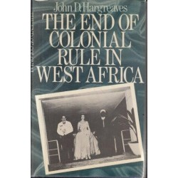 The End of Colonial Rule in West Africa