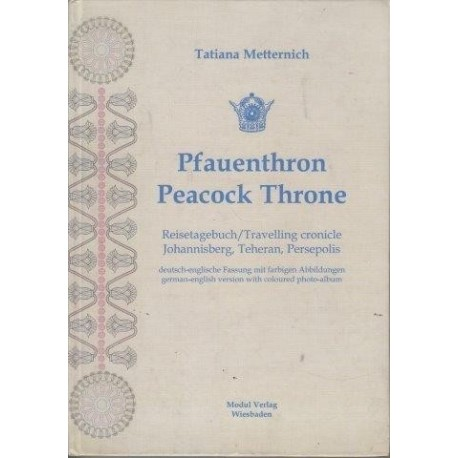 Pfauenthron/Peacock Throne (German)