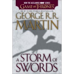 Game of Thrones: A Song Of Ice And Fire Series (Book 3): A Storm Of Swords 1: Steel And Snow