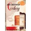 Mrs Beeton's Cookery