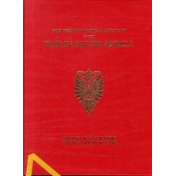The German Official Account of the War in South Africa (Scripta Africana limited edition 890 of 1000)