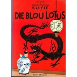Die Avonture van Kuifie. Die Bloue Lotus