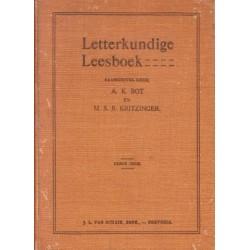 Letterkundige Leesboek