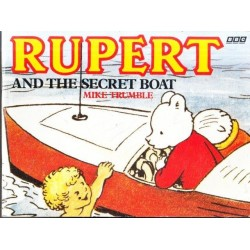 Rupert and the Secret Boat