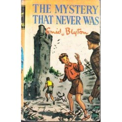 The Mystery That Never Was
