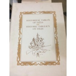 Historic Tableaux on Tiles/Historiese Tablo's Op Teels