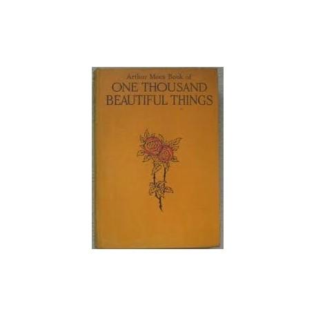 One Thousand Beautiful Things