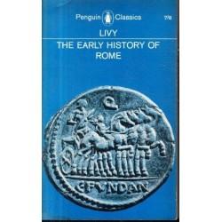 The Early History of Rome Books I-V