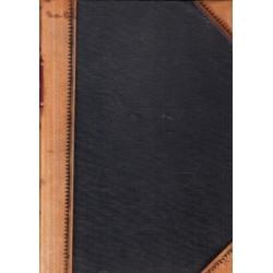 Antique Index Book (blank)