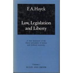 Law, Legislation And Liberty