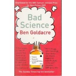 Bad Science: Quacks, Hacks, and Big Pharma Flack
