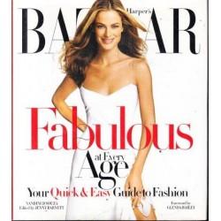Harper's Bazaar Fabulous At Every Age