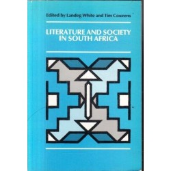 Literature And Society In South Africa