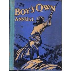 The Boy's Own Annual, Vol. 56: 1933-1934