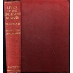 Lives of the Greeks and Romans