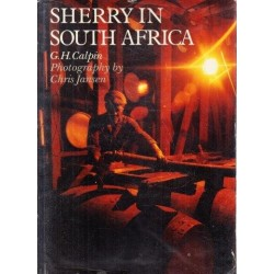 Sherry in South Africa