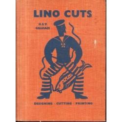 Lino Cuts (Arts and Crafts Series No.1) Designing Cutting Printing