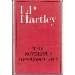 The Novelist's Responsibility