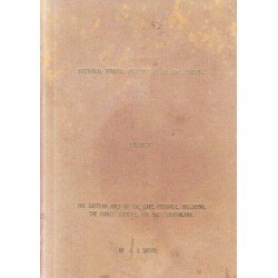 Historical Mammal Incidence in the Cape Province, Vol 2