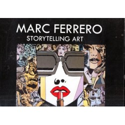 Marc Ferrero Storytelling Art