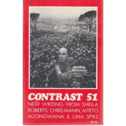Contrast 51: South African Literary Journal, Vol. 13 No.3, June 1981