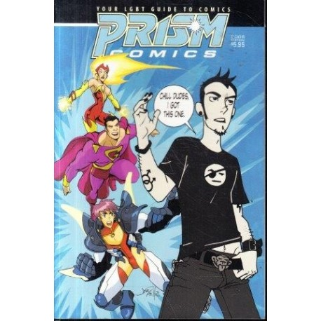 Prism Comics: Your LGBT Guide to Comics: 4 February 2006