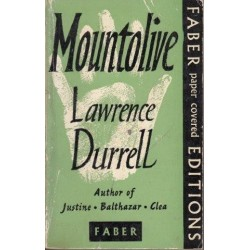 Mountolive (Faber Paper Covered Editions)