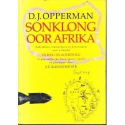 Sonklong oor Afrika