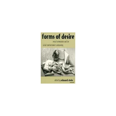 stein edward forms of desire sexual orientation and the social