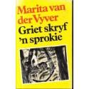 Griet Skryf 'n Sprokie