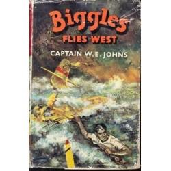 Biggles Flies West