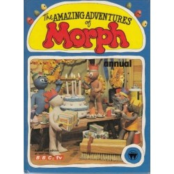 The Amazing Adventures of Morph Annual