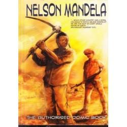 Nelson Mandela - The Authorized Comic Book