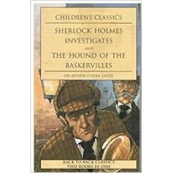 Doyle Arthur Conan Sherlock Holmes Investigates and The Hound of the Baskervilles