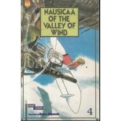 Nausicaa Of The Valley Of Wind (Part 4, Book 4)