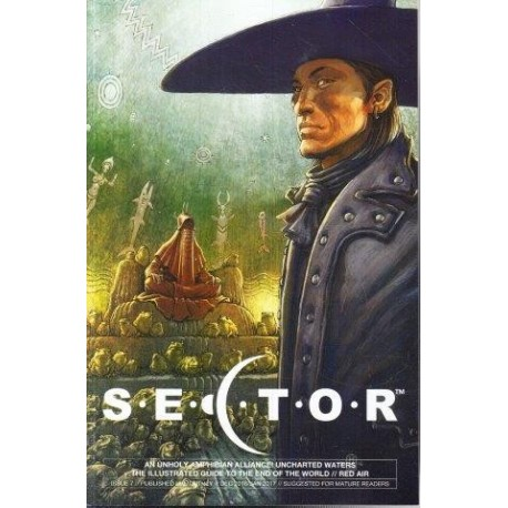 Sector Issue 7 (3 Stories)