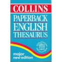 Collins Paperback English Thesaurus