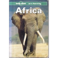 Lonely Planet Africa (Lonely Planet Africa On A Shoestring)