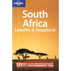 Lonely Planet South Africa, Lesotho & Swaziland (Lonely Planet South Africa, Lesotho And Swaziland)
